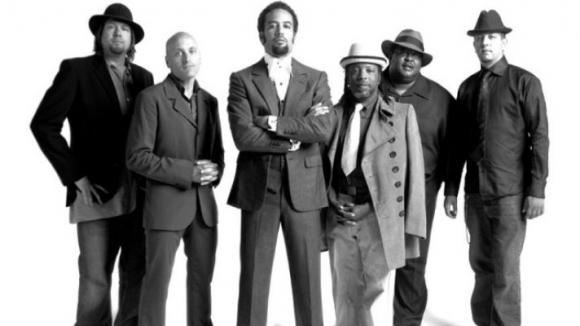 Ben Harper And The Innocent Criminals at Northern Alberta Jubilee Auditorium