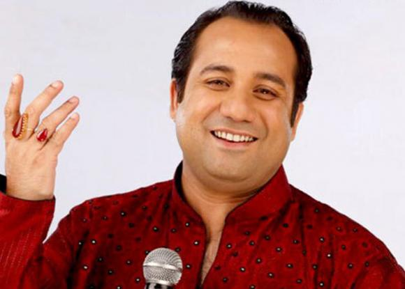 Rahat Fateh Ali Khan at Northern Alberta Jubilee Auditorium