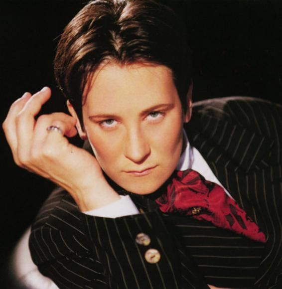K.D. Lang at Northern Alberta Jubilee Auditorium