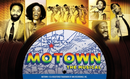 Motown - The Musical at Northern Alberta Jubilee Auditorium
