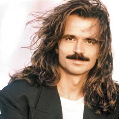 Yanni at Northern Alberta Jubilee Auditorium