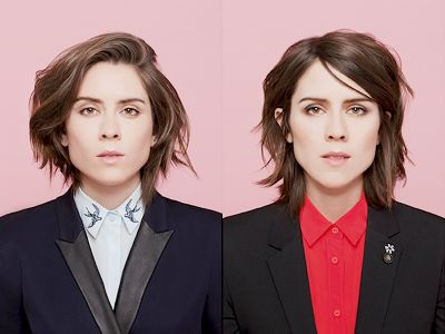 Tegan and Sara at Northern Alberta Jubilee Auditorium
