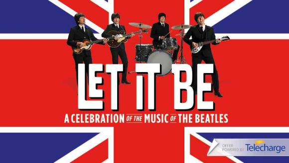 Let It Be: A Celebration Of The Music Of The Beatles at Northern Alberta Jubilee Auditorium