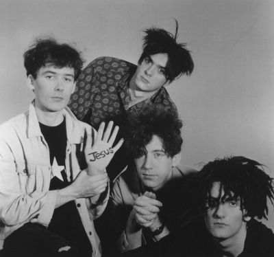 The Jesus and Mary Chain at Northern Alberta Jubilee Auditorium
