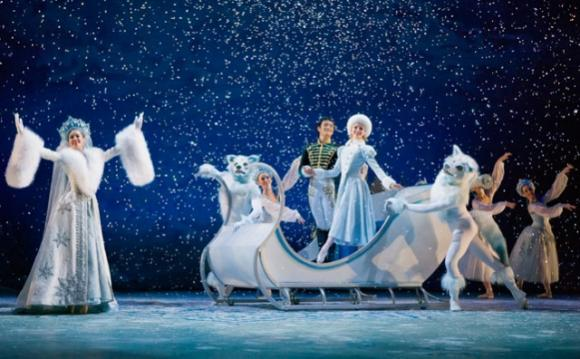Alberta Ballet: The Nutcracker at Northern Alberta Jubilee Auditorium