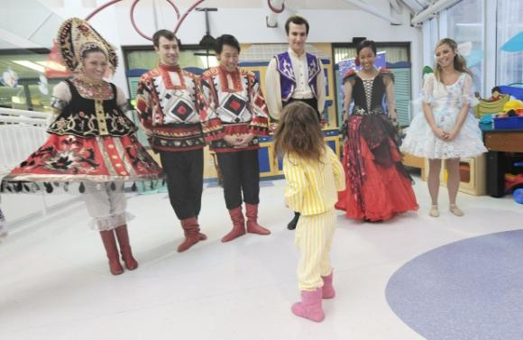 Ukrainian Shumka Dancers: The Nutcracker - Clara's Dream at Northern Alberta Jubilee Auditorium