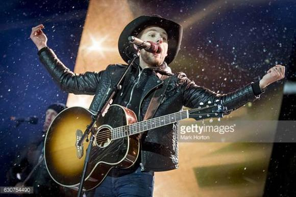 Brett Kissel at Northern Alberta Jubilee Auditorium