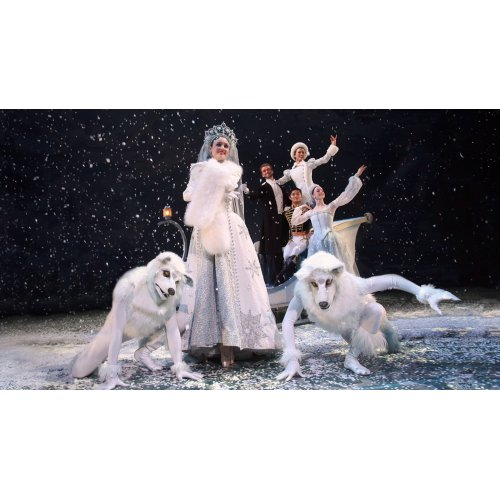 Alberta Ballet: Momix at Northern Alberta Jubilee Auditorium