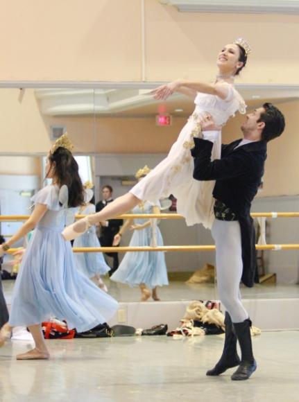 Alberta Ballet: Cinderella at Northern Alberta Jubilee Auditorium