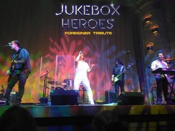 Jukebox Heroes - A Tribute To Foreigner at Northern Alberta Jubilee Auditorium