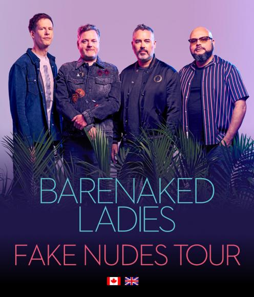 Barenaked Ladies at Northern Alberta Jubilee Auditorium