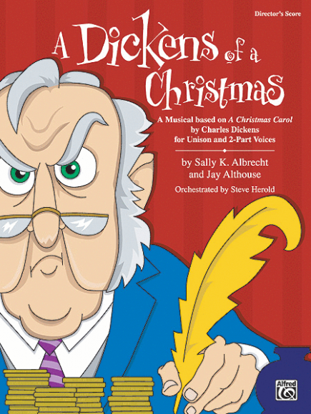 A Dickens of A Christmas at Northern Alberta Jubilee Auditorium