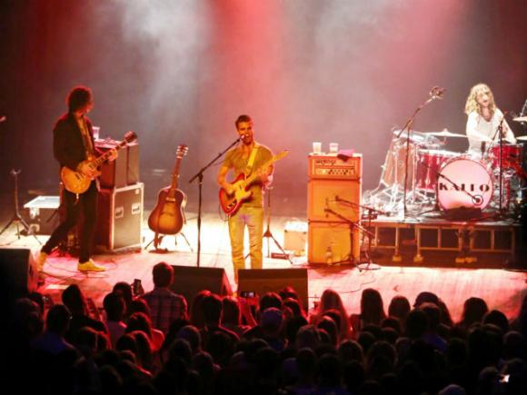 Kaleo at Northern Alberta Jubilee Auditorium