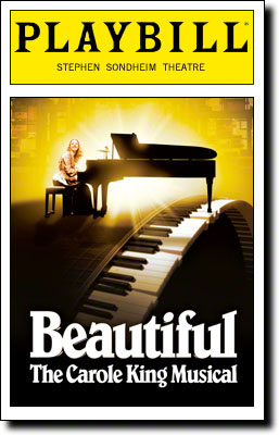 Beautiful: The Carole King Musical at Northern Alberta Jubilee Auditorium