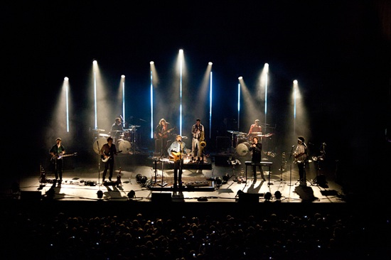 Bon Iver at Northern Alberta Jubilee Auditorium