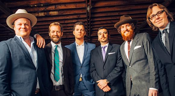 Steep Canyon Rangers at Northern Alberta Jubilee Auditorium
