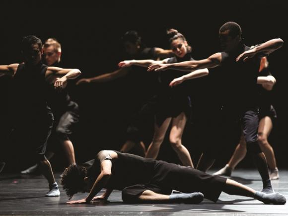 Alberta Ballet: De.Vi.Ate at Northern Alberta Jubilee Auditorium