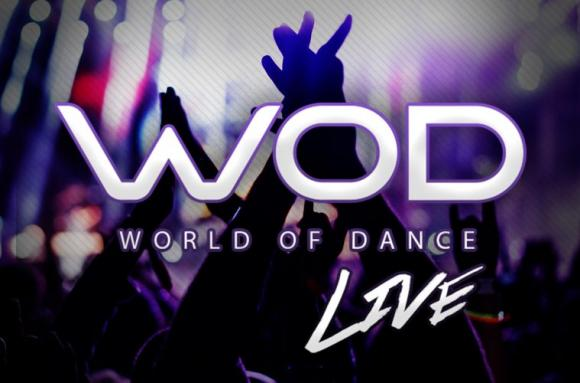 World of Dance Live at Northern Alberta Jubilee Auditorium