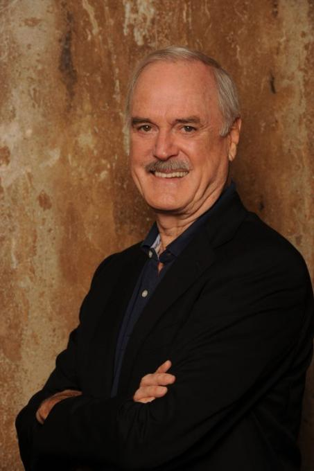 John Cleese at Northern Alberta Jubilee Auditorium