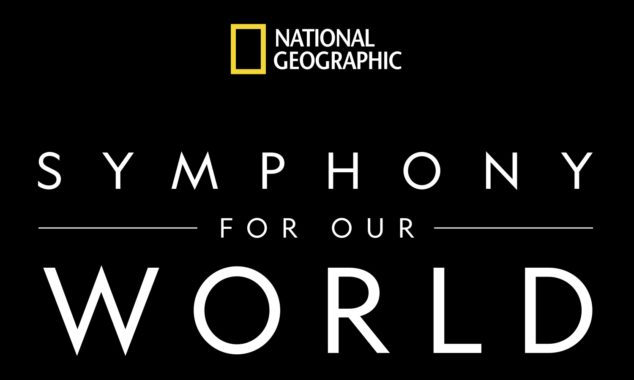 National Geographic Live: Symphony For Our World at Northern Alberta Jubilee Auditorium
