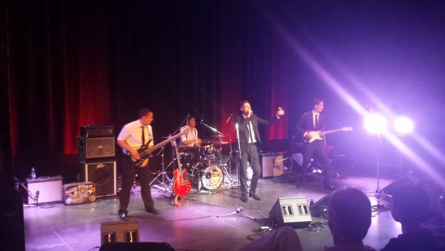 Matt Andersen at Northern Alberta Jubilee Auditorium