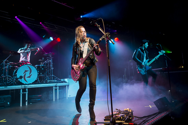Halestorm at Northern Alberta Jubilee Auditorium