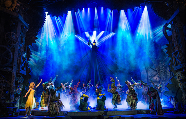 Wicked at Northern Alberta Jubilee Auditorium