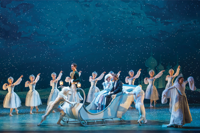 Alberta Ballet: The Nutcracker at Northern Alberta Jubilee Auditorium
