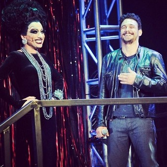 Bianca Del Rio at Northern Alberta Jubilee Auditorium
