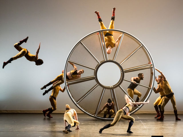 Alberta Ballet: Diavolo at Northern Alberta Jubilee Auditorium