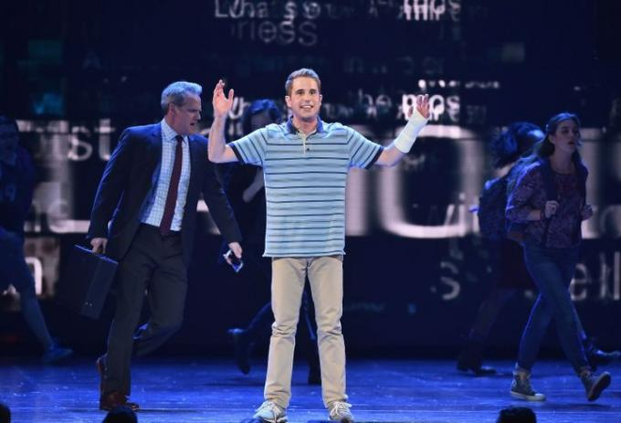 Dear Evan Hansen at Northern Alberta Jubilee Auditorium
