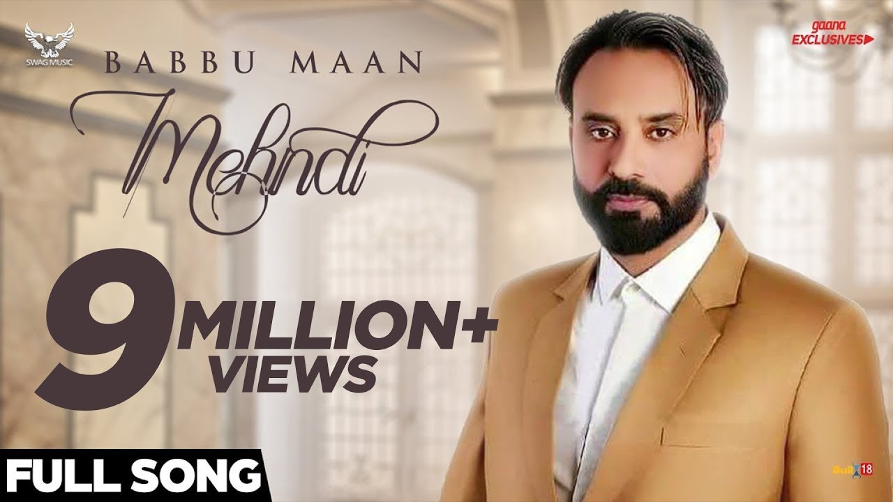 Babbu Maan at Northern Alberta Jubilee Auditorium