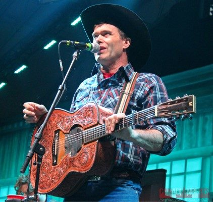 Corb Lund at Northern Alberta Jubilee Auditorium
