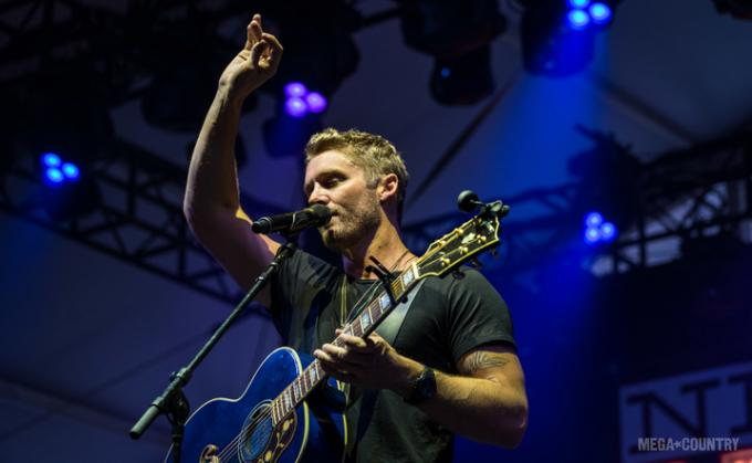 Brett Young at Northern Alberta Jubilee Auditorium