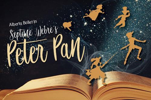 Alberta Ballet: Peter Pan [POSTPONED] at Northern Alberta Jubilee Auditorium