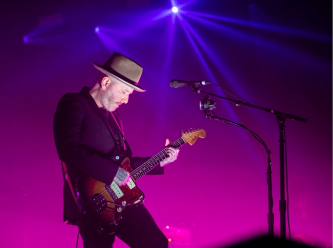 City and Colour at Northern Alberta Jubilee Auditorium