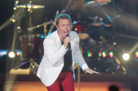 Johnny Reid at Northern Alberta Jubilee Auditorium