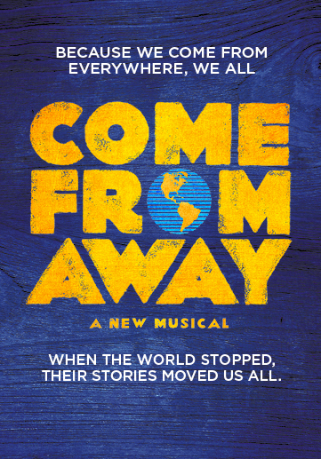 Come From Away at Northern Alberta Jubilee Auditorium