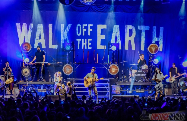 Walk Off The Earth at Northern Alberta Jubilee Auditorium