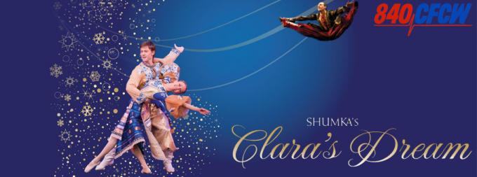 Ukrainian Shumka Dancers: Shumka's Nutcracker at Northern Alberta Jubilee Auditorium